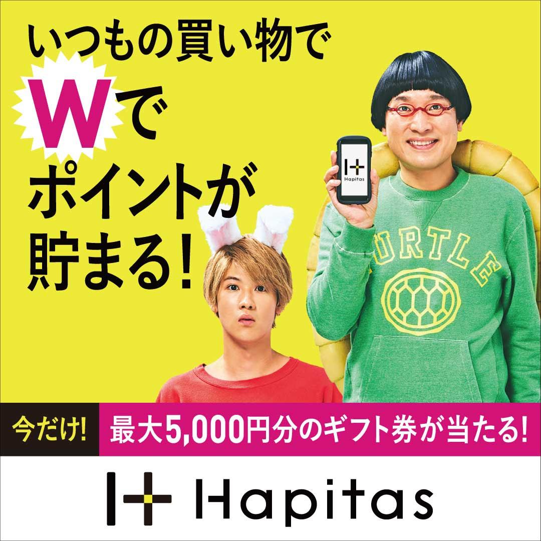 ハピタスCMに出演する山ちゃんと葉山奨之さん