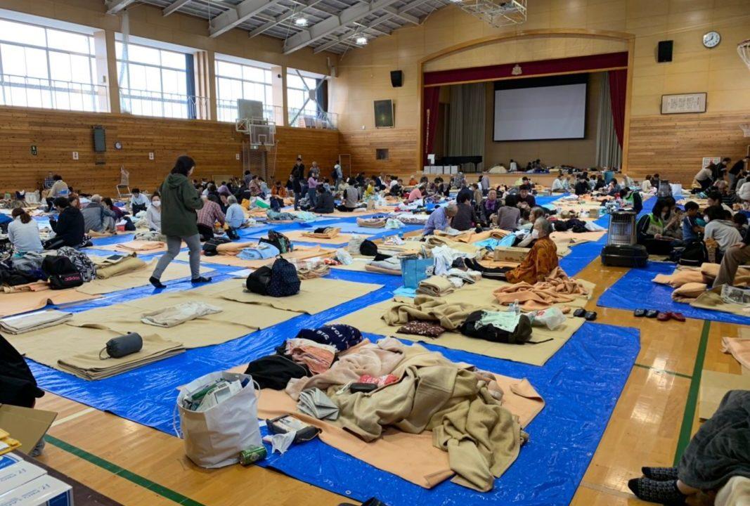 台風19号ポイント募金